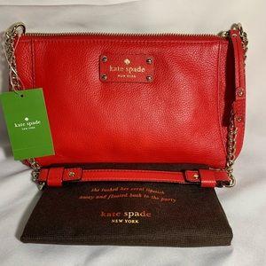 50% OFF Kate Spade Adela handbag with dust bag